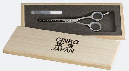 Упаковка ножниц Ginko
